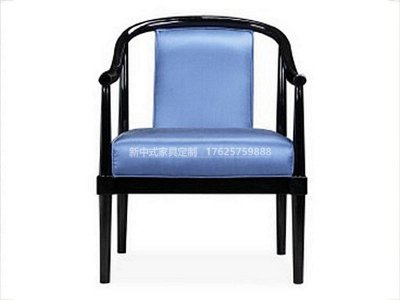 新中式书椅JYG-CQS-1930