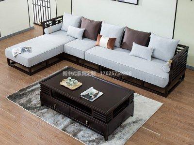 新中式沙发JYG-CQS-1949