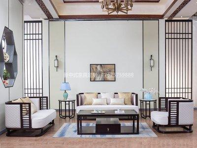 新中式沙发JYG-CQS-1950