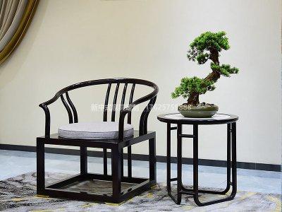 新中式休闲桌椅JYG-CQS-1959