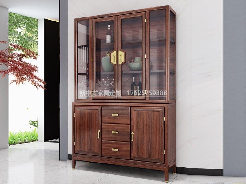 新中式酒柜