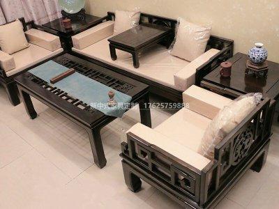 新中式沙发JYG-CQS-1980