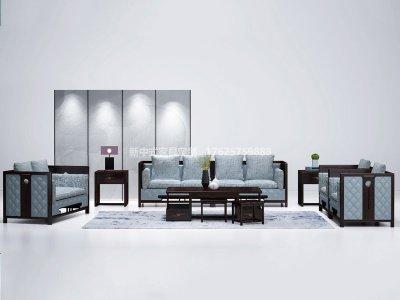 新中式沙发JYG-CQS-1999