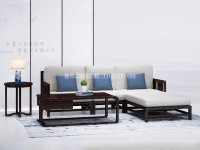 新中式沙发JYG-CQS-2008