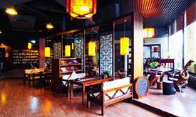 现代中式茶台家具